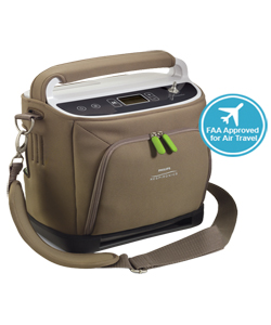 Lightweight Oxygen Concentrator With Case