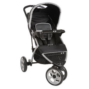 Jogger Stroller With Adjustable Canopy
