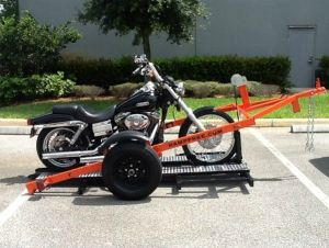 Available Ramp Free Motorcycle Trailers For Rent West Palm