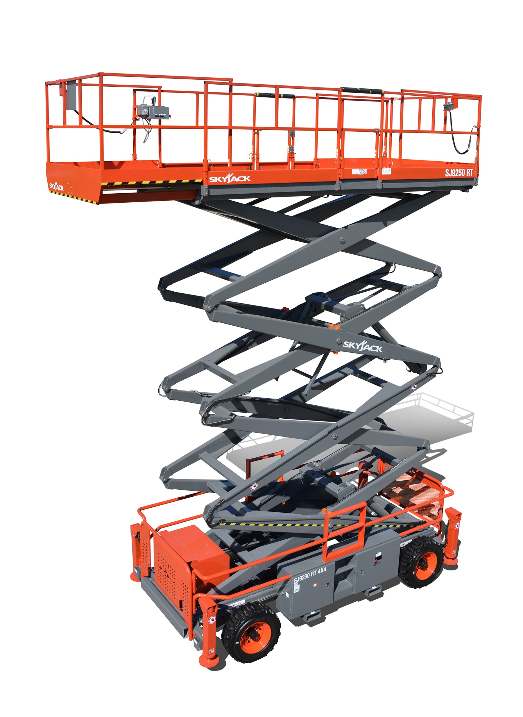Madison, Wisconsin Skyjack Scissor lift and boom lift rentals