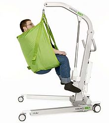 Patient Lift For Individuals With Limited Mobility