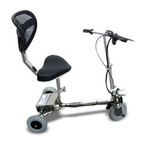 lightweight scooter rentals