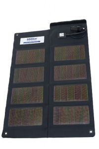 Solar Satellite Phone Panel
