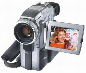 Washington DC Sony DCR-PC120 Camcorder For Rent