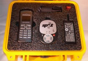 SPOT GPS Messenger and Satellite Phone