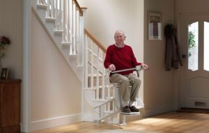 Bruno Stairlifts are available for rent in Sarver Pennsylvania