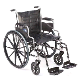 Aspen Medical Rents Wheelchairs