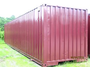 Storage Container That Is Fire Proof