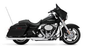 New Orleans LA Harley Davidson Street Glide For Rent