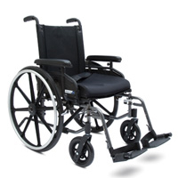 Rent a Heavy Duty Wheelchair With Legrest