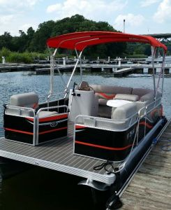 rochester new york pontoon boats