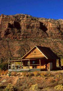 The Sunrise Cabin Rental