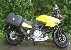 Anchorage Vstrom 650 Suzuki Bikes