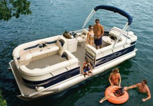 who rents pontoon boats in Antioch IL