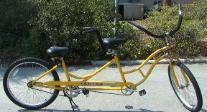 Tandem Bike for Rental in Hilton Head Island, SC