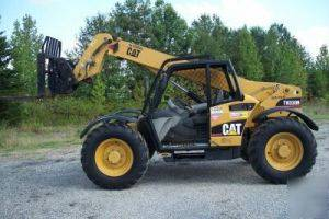 More Heavy Equipment from Charlotte Forklift-Columbia Material Handling