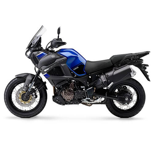 Rent A Tenere 1200 Motorcycle In Flagstaff