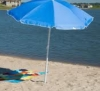 Beach Umbrella With Anchor