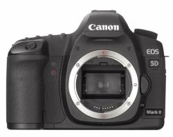 EOS 5D Mark II Digital Canon Cameras for Rent