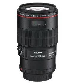 Canon Macro Lenses for Rent