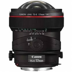 Image of Canon Tilt Shift Lenses