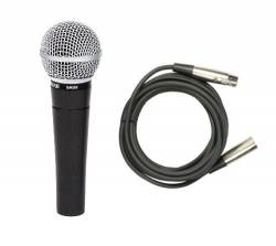 Image of SM58LC Vocal Shure Microphones