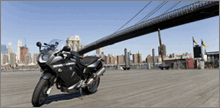 BMW Motorcycle Rentals in New York City