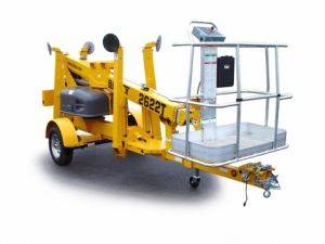 Towable Boom Lift Rentals in Springdale, Arkansas