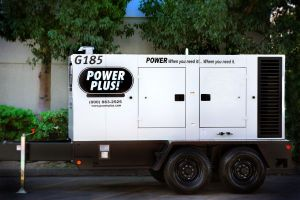 New Jersey Trailer Mounted Power Generator