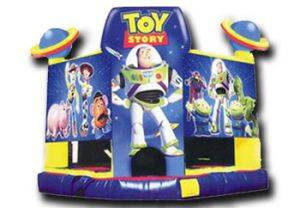 Image of Toy Story Inflatable