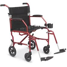 rent a transport wheelchair California