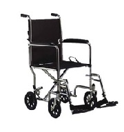 Compact and Lightweight Transport Chair