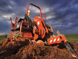 Ditch Witch Manufactured Trenching Equipment
