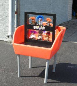 Louisville Party Rentals - Troll Toss Game For Rent - Kentucky Party and Event Planning