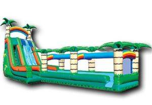 Image of 53ft Tropical Slide Inflatable