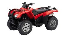 Red Honda TRX 420 Quad Rental In Dallas