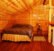Red River Gorge-Bedroom