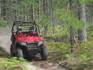 Razor UTV 2 Seater Trail Riding