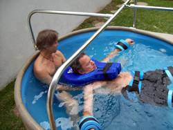 Texas Aquatic Physical Theraphy Pools - Hydrotherapy Pool Rentals