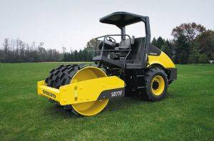 Sandy Sheepsfoot Roller for Rent