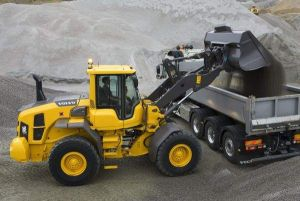 3 Yard Wheel Loader