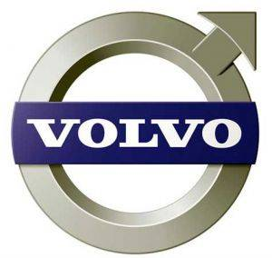 Volvo Construction Equipment iron works logo