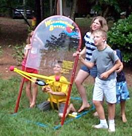 Image of Water Balloon Battle