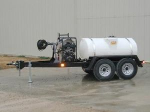 Rent Trailer Mounted Pressure Washer Edison, NJ