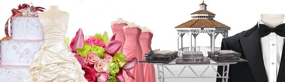 Rent Wedding Items