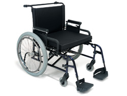 Black Wheelchair For Rent