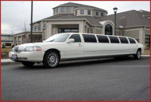 White Chocolate Town Car Limousine Rental in Cincinnati, OH