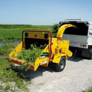 Turlock CA Wood Chippers for Rent  Tree Removal Machinery in