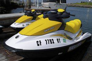 Waverunner Rentals in Long Beach