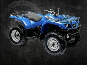 Yamaha Automatic 350-Utah Quad Rental